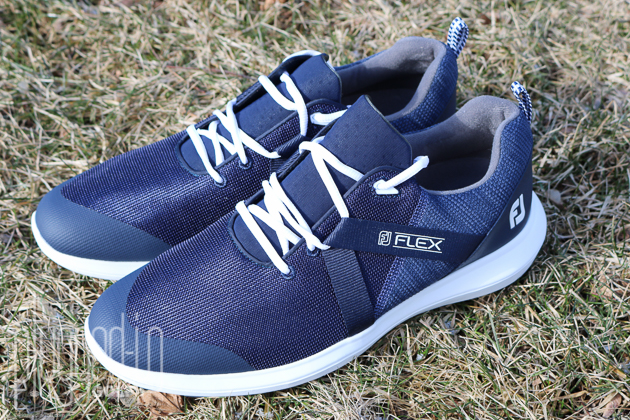 Footjoy Flex Golf Shoe Review Plugged In Golf
