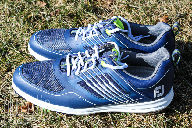 Footjoy Fury Golf Shoe Review Plugged In Golf
