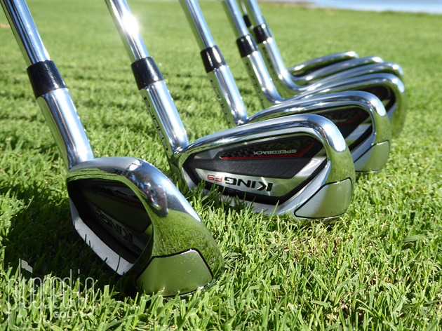 Cobra KING F9 SPEEDBACK Irons - 24 - Plugged In Golf