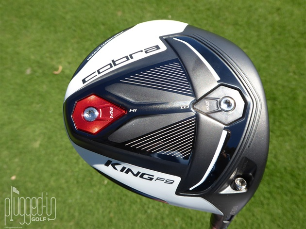 Cobra King F9 Speedback Driver Review Plugged In Golf