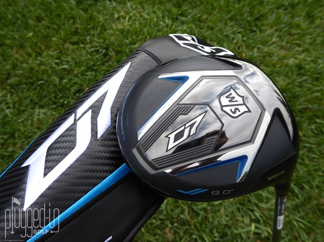 Wilson Staff D7 Driver Review - Plugged In Golf