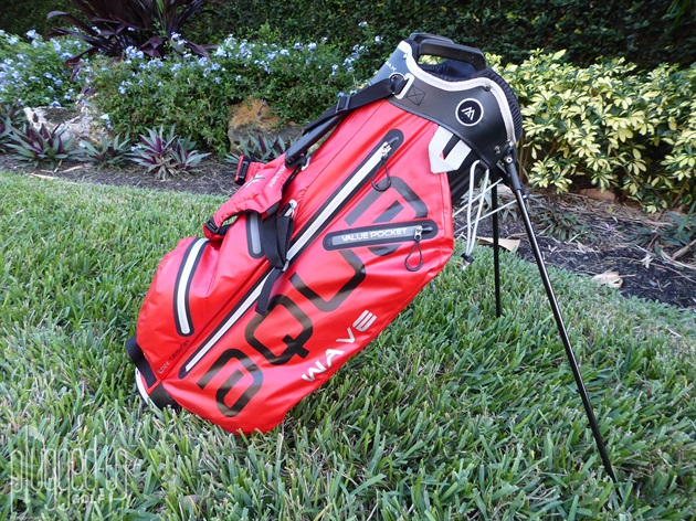 Big Max Aqua Wave Golf Bag Review Plugged In Golf