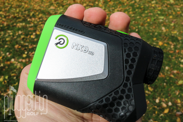 Precision Pro Nx9 Hd Laser Rangefinder Review Plugged In
