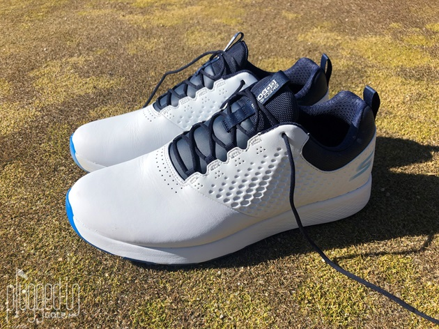 prisa Obediencia píldora  Skechers GO GOLF Elite 4 Golf Shoe Review - Plugged In Golf